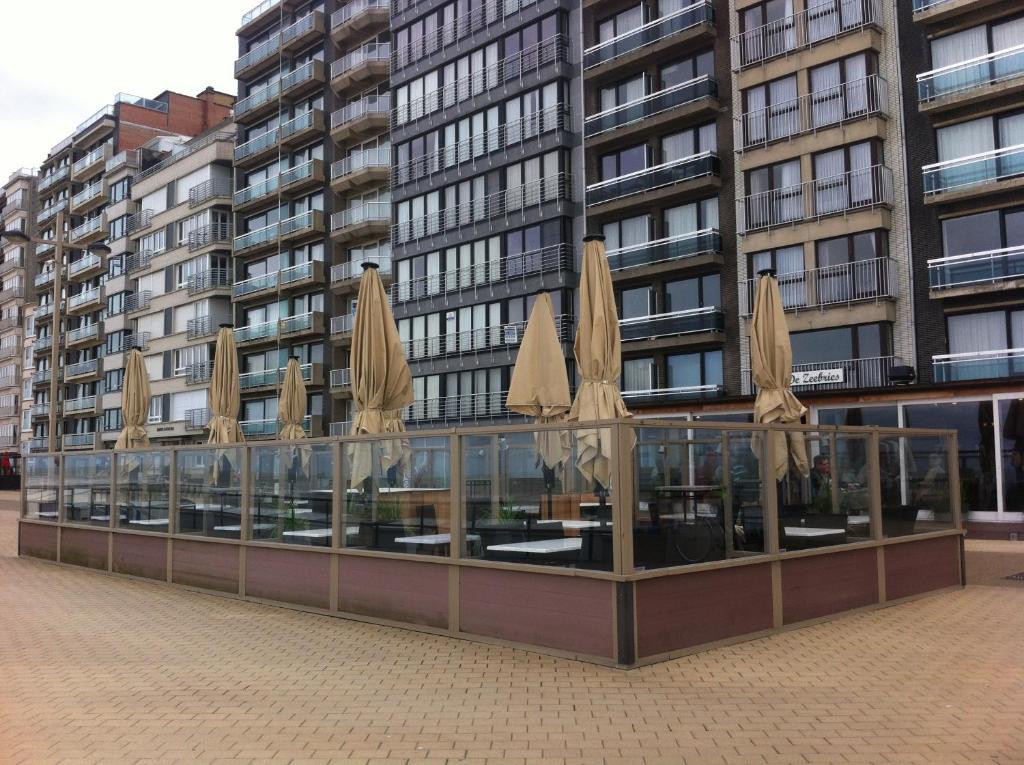 Hotel De Zeebries Budget, Мидделкерк, Бельгия