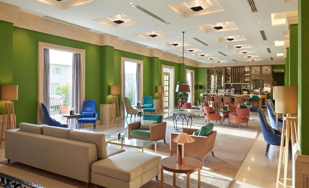 Отель Hyatt Regency, Баку