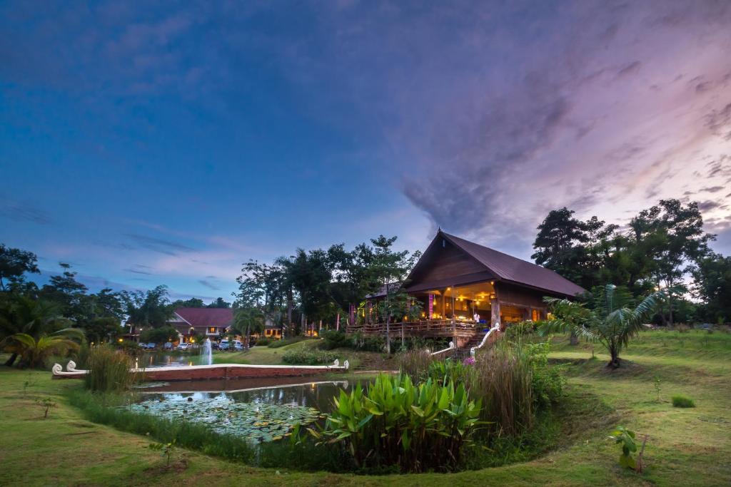 Курортный отель Sasidara Resort Nan, Нан