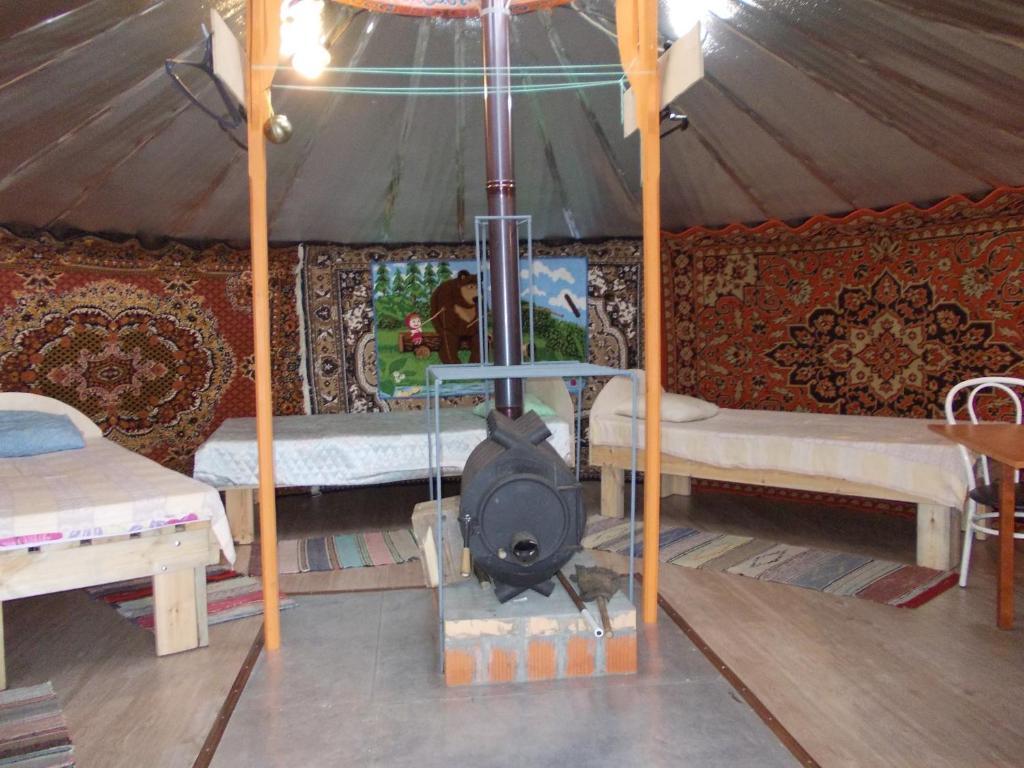 Camping in Myaksa, Череповец