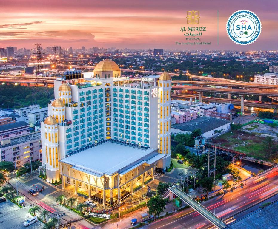 Отель Al Meroz - The Leading Halal Hotel, Бангкок