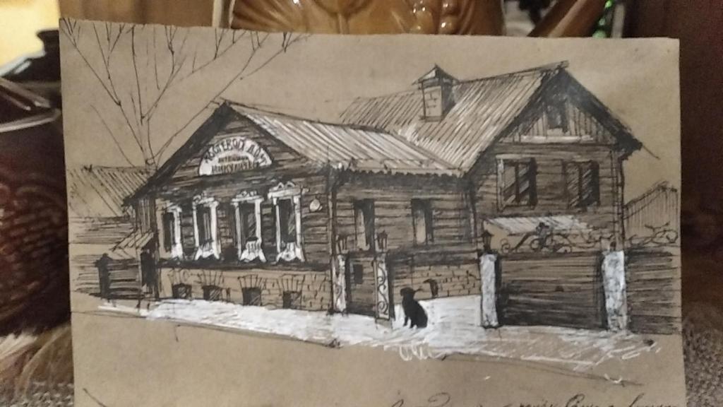 Гостевой дом Литейщика Никуличева, Суздаль