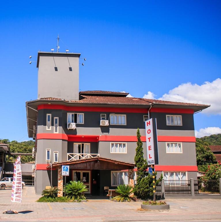 Отель Hotel Palugi, Жоинвили