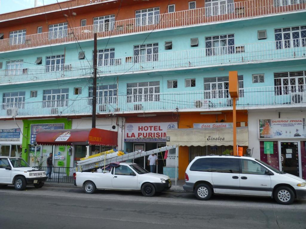Отель Hotel La Purisima, Ла-Пас