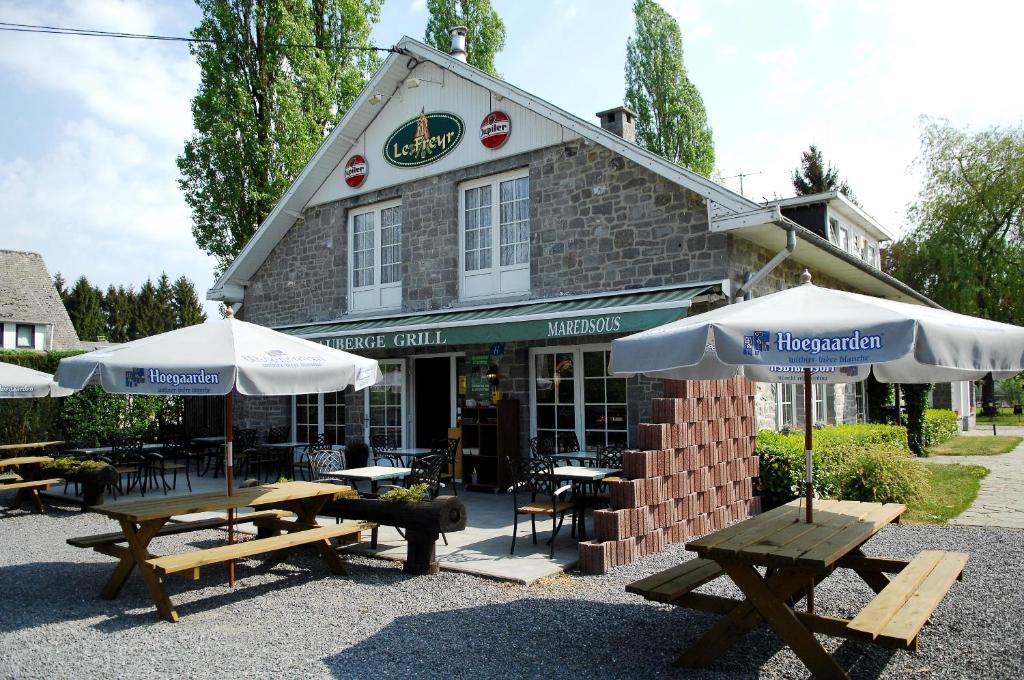 Auberge Grill Le Freyr, Динан, Бельгия