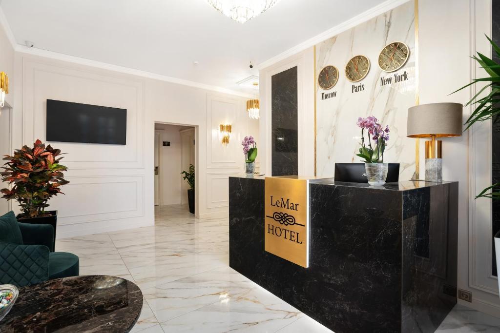 Отель LeMar, Москва