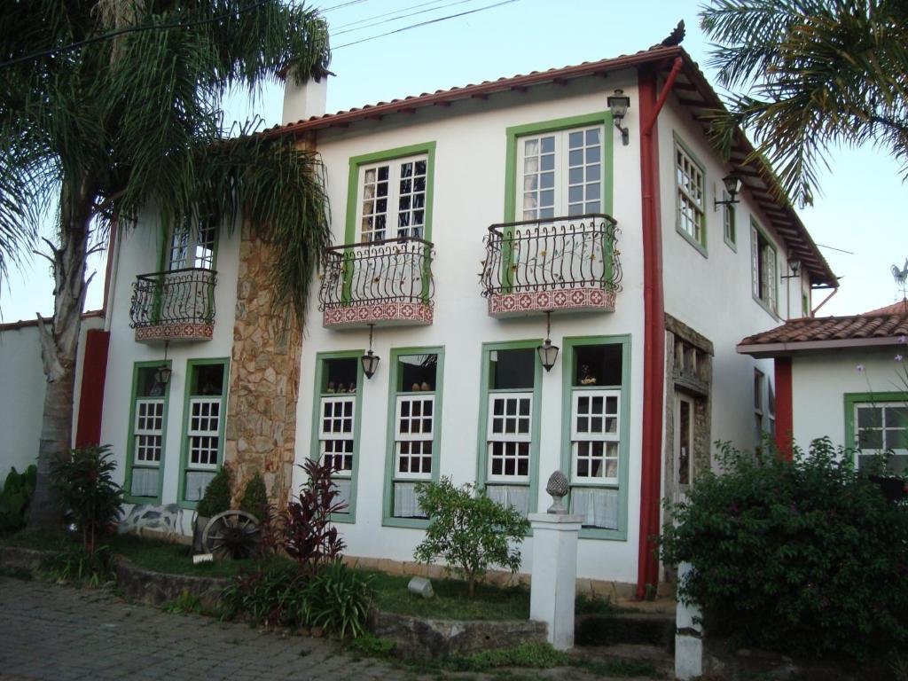 Гостевой дом Pousada Joaninha, Тирадентис