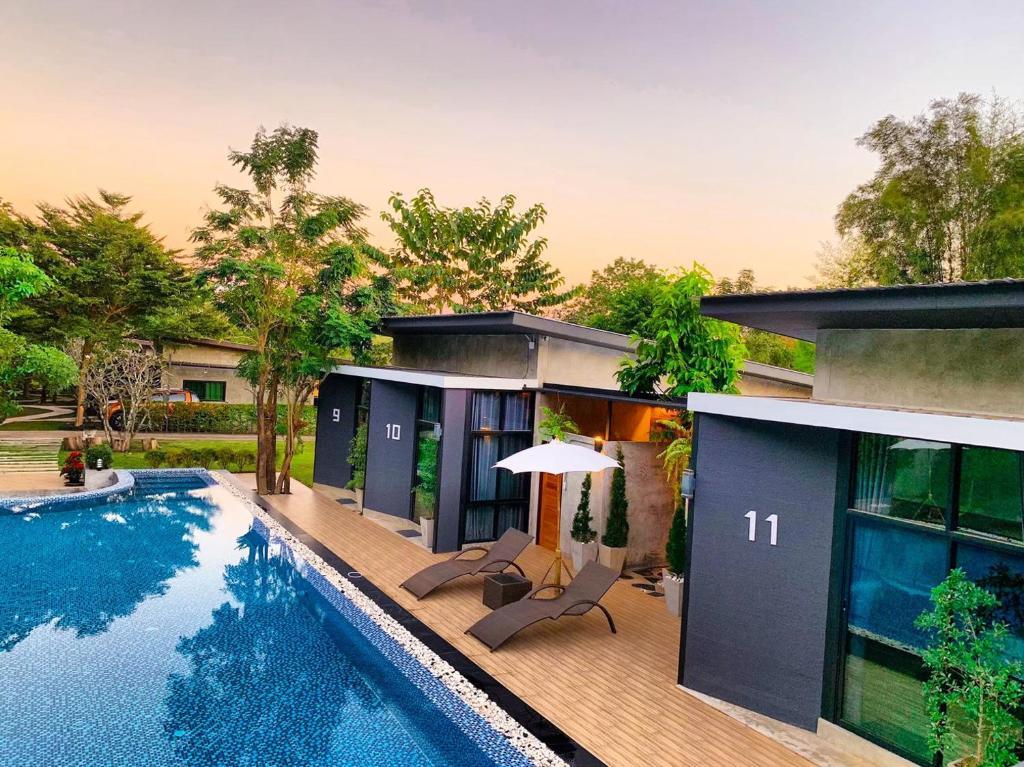 Курортный отель Baan Suan Leelawadee Resort Nan, Нан