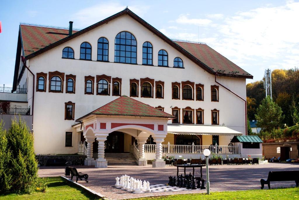 Курортный отель Царьград, Пущино