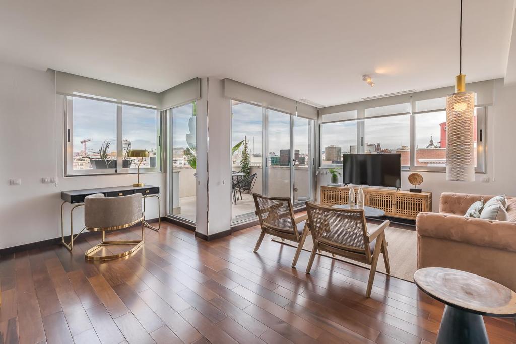 Madrid Rental Flats, Мадрид