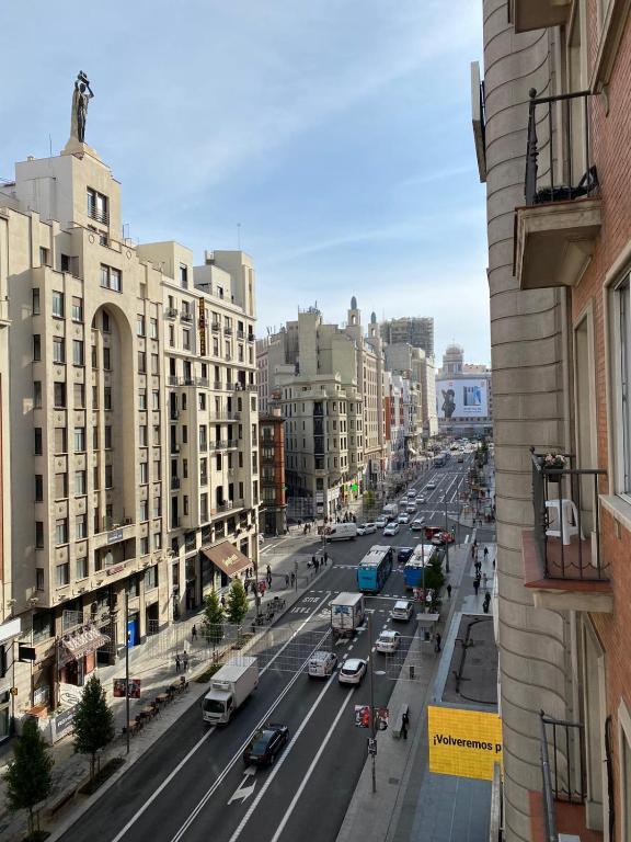 Apartamento Minas 20, Мадрид