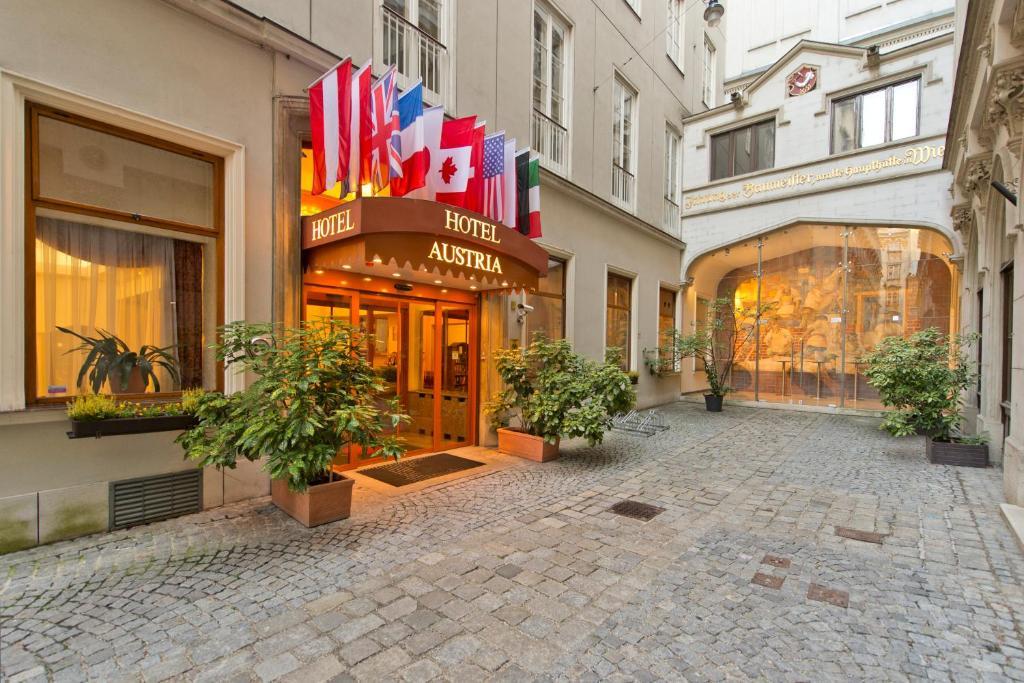 Hotel Austria - Wien, Вена, Австрия
