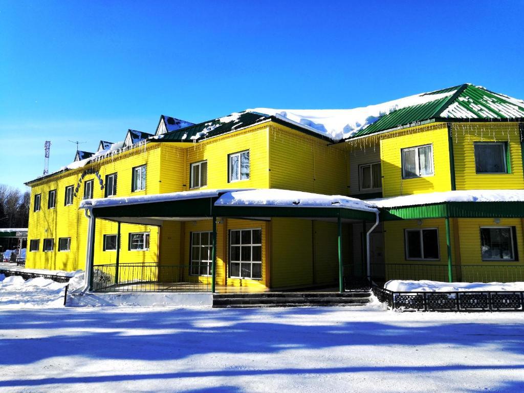 Мини-отель Лесная, Ханты-Мансийск