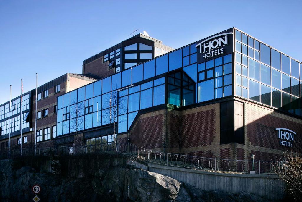 Thon Hotel Bergen Airport, Берген, Норвегия