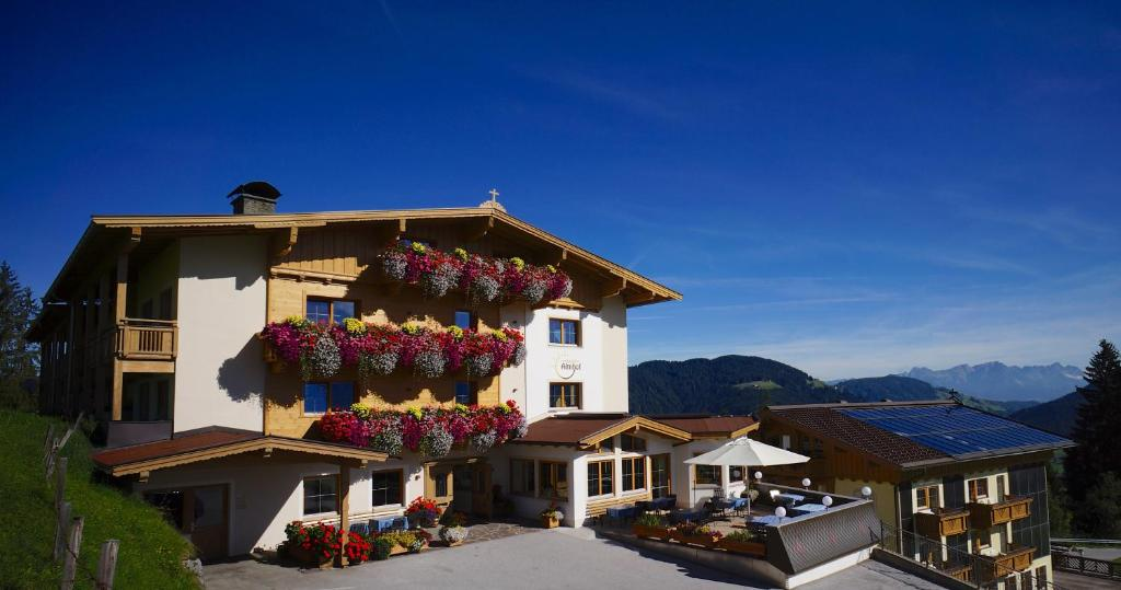 Gasthof Almhof, Альпбах, Австрия