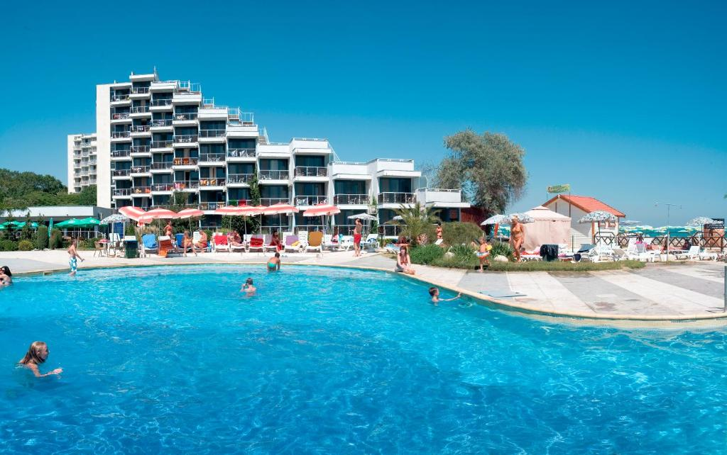 Hotel Slavuna - All Inclusive, Албена, Болгария