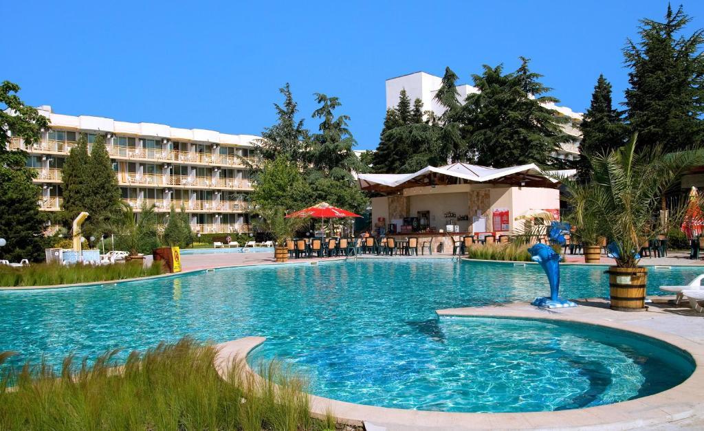 Hotel Malibu - All Inclusive, Албена, Болгария