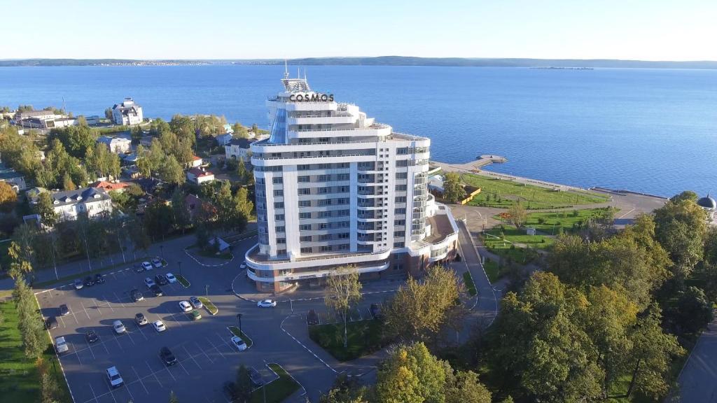 Отель Cosmos Petrozavodsk Hotel, Алекка