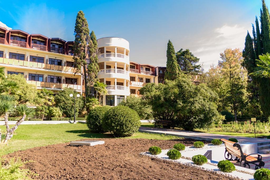 Отель Золотой колос, Сочи