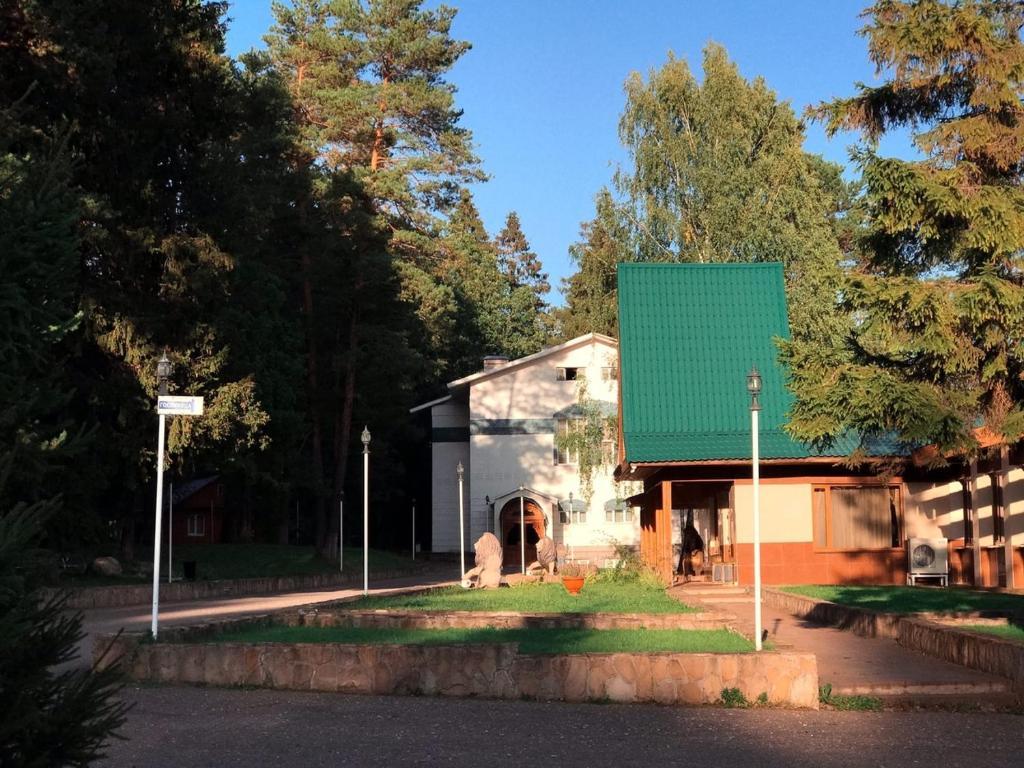 Отель Лесная сказка, Переславль-Залесский