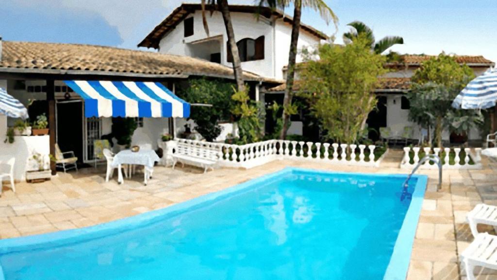 Гостевой дом Hotel Pousada do Comendador, Гуаружа