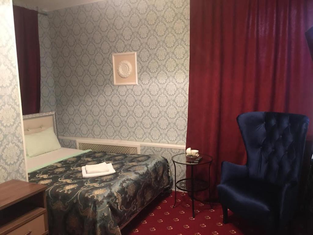 Отель Dream Novoslobodskaya, Москва