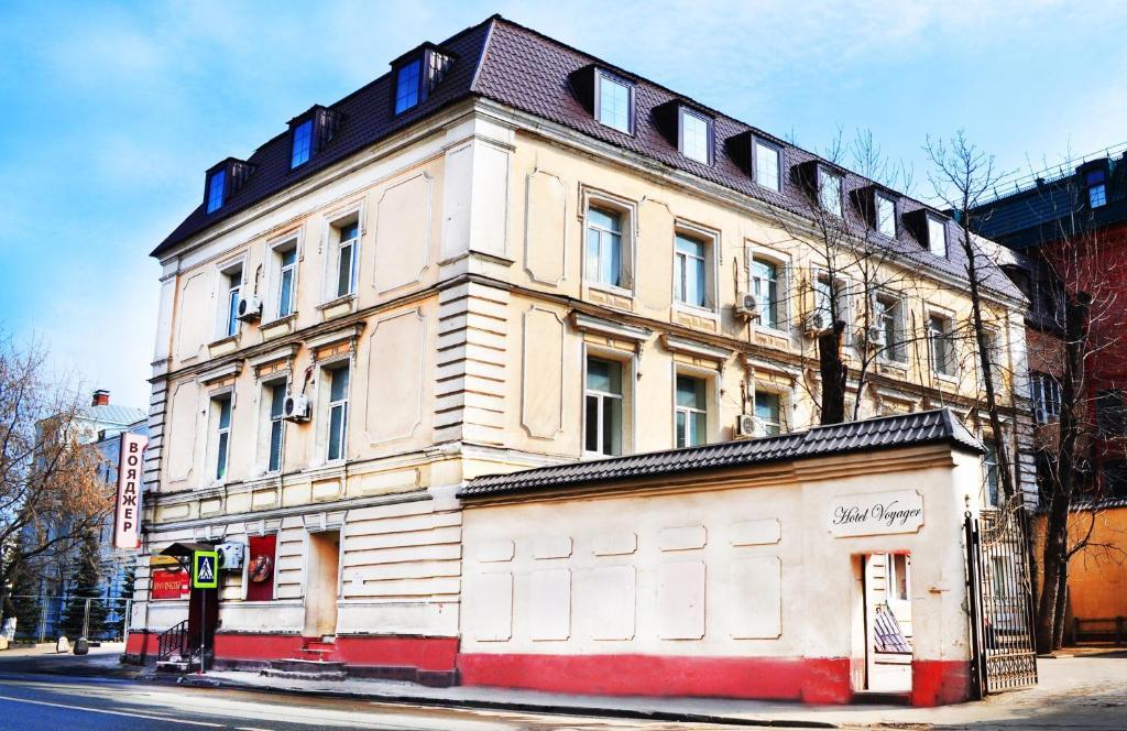 Отель Вояджер, Москва