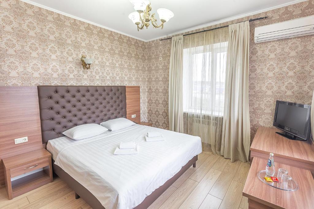 Отель Astoria Plaza, Казань