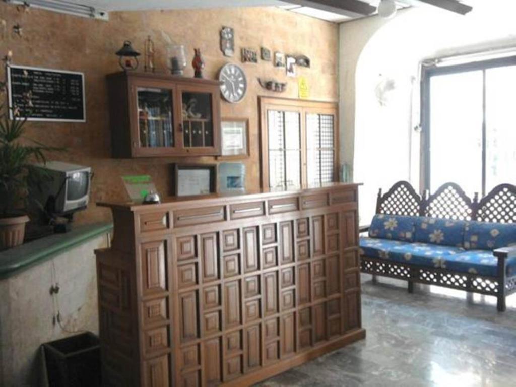 Хостел Hotel y Hostal Casa Risueño, Кампече