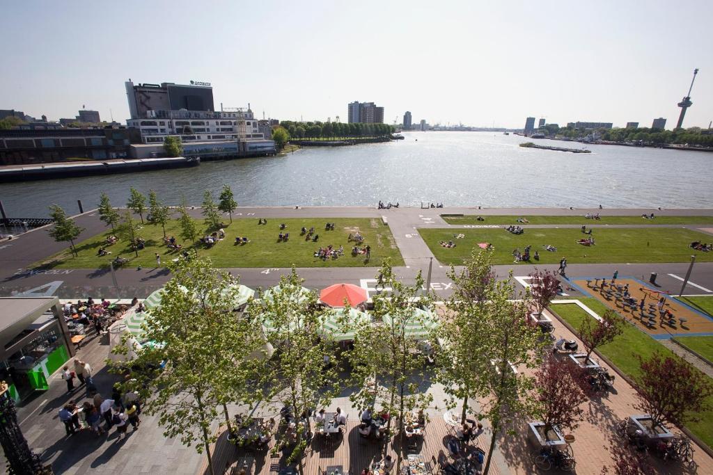 Hotel New York, Роттердам, Нидерланды