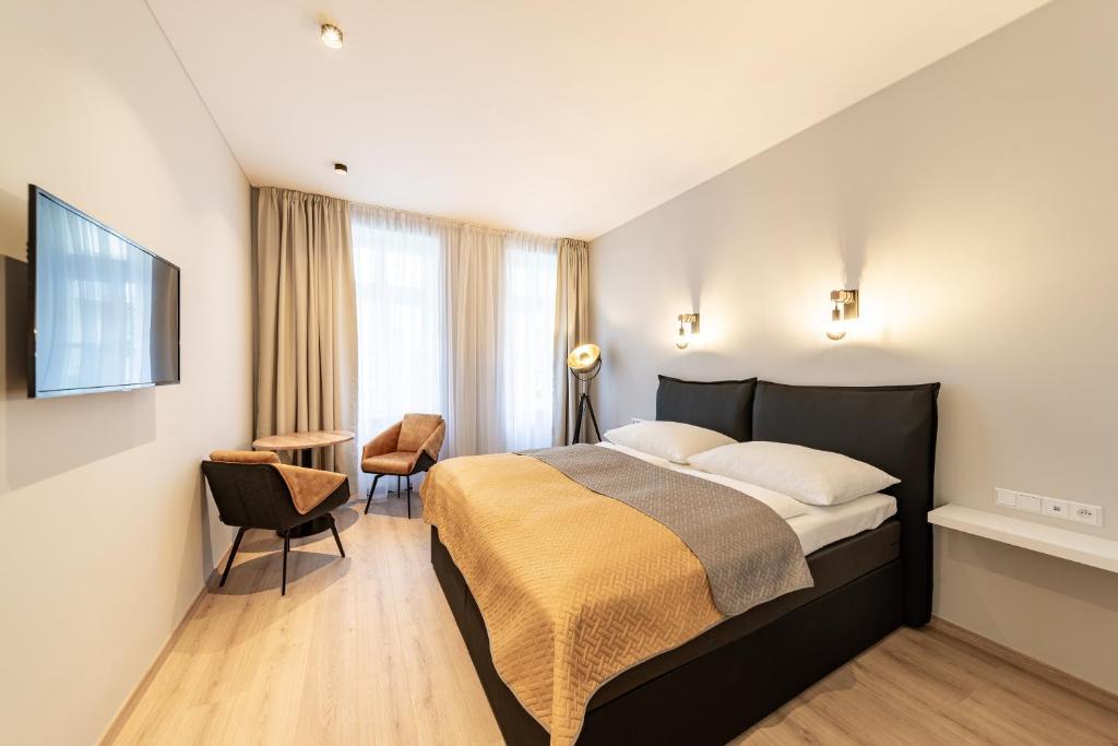 Отель Abri Hotel, Прага