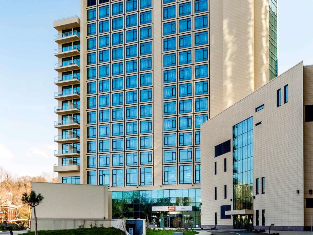 Отель Mercure Сочи Центр, Сочи