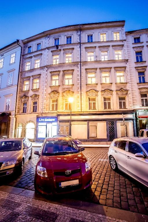 Хостел Ahoy!, Прага