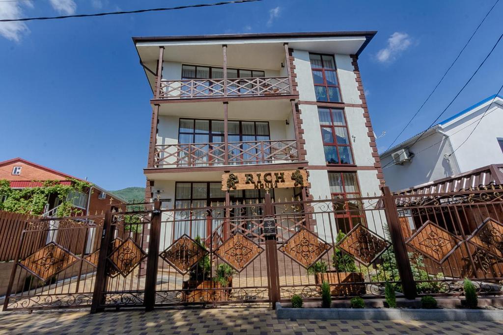 Отель Рич Хаус, Геленджик