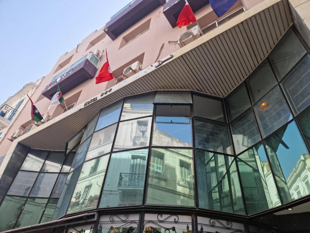 Отель Hotel New Oscars, Тунис