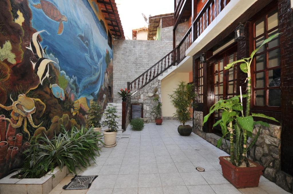 Гостевой дом Pousada Verdemar Centro, Армасан-дус-Бузиус