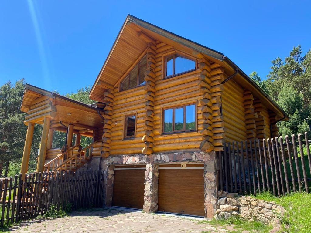 Гостевой дом Альпийский, Листвянка