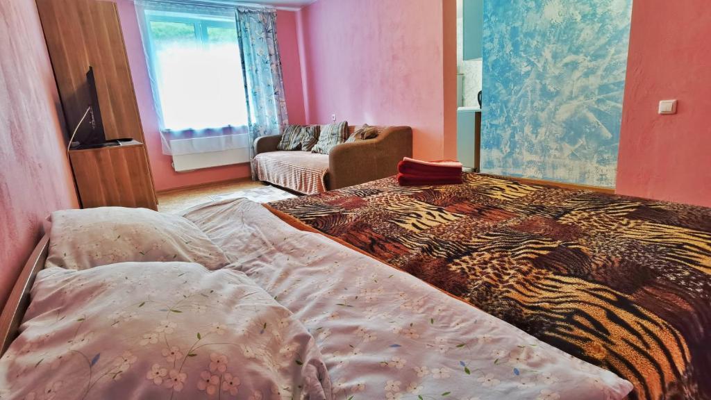 Комфортная 1 комнатная квартира на Байкале, Слюдянка