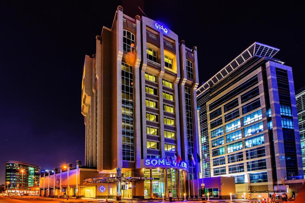 Somewhere Hotel Apartment, Дубай, ОАЭ