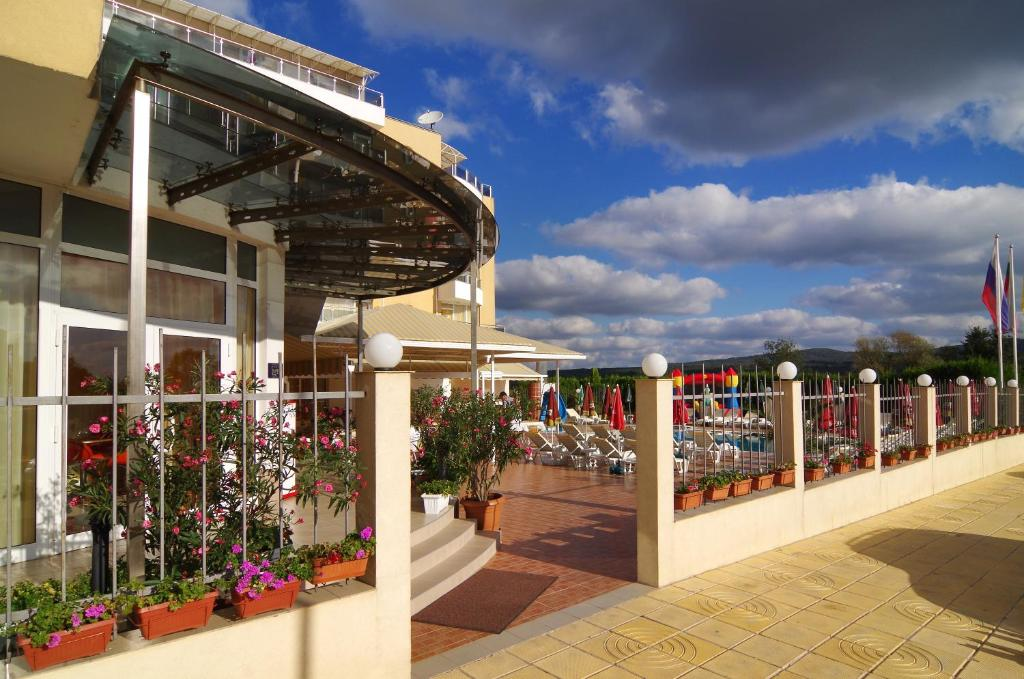 Hotel Plamena Palace, Приморско, Болгария
