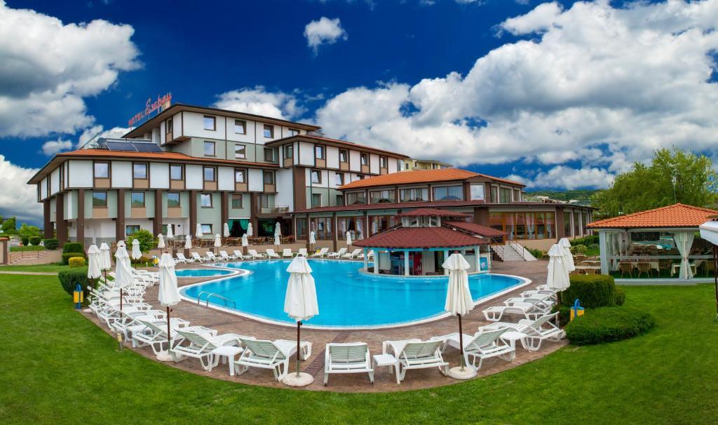 Hotel Ezeretz, Благоевград, Болгария