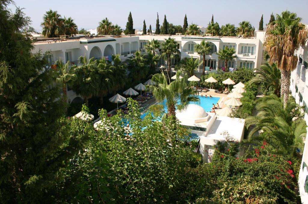 Отель Emira Hotel, Хаммамет
