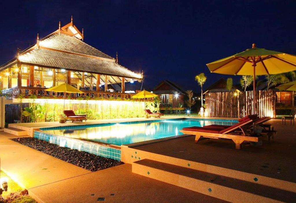 Курортный отель Pai Do See Resort, Пай