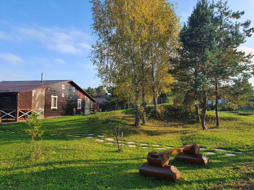 Загородный отель Волковское