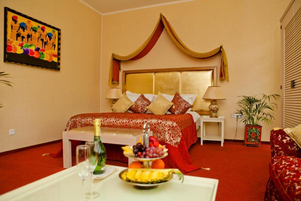 Загородный отель Касабланка, Репино