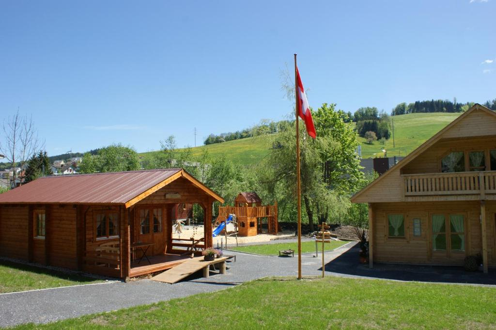 Villa Donkey Chalet, Санкт-Галлен, Швейцария