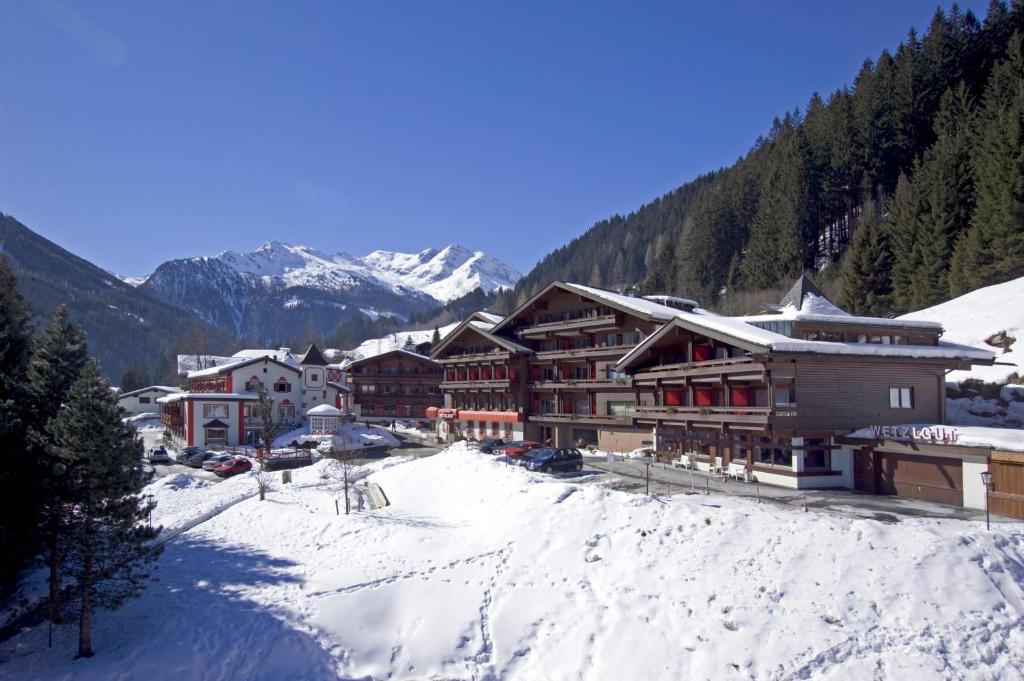 Hotel Wetzlgut, Бад-Гастайн, Австрия
