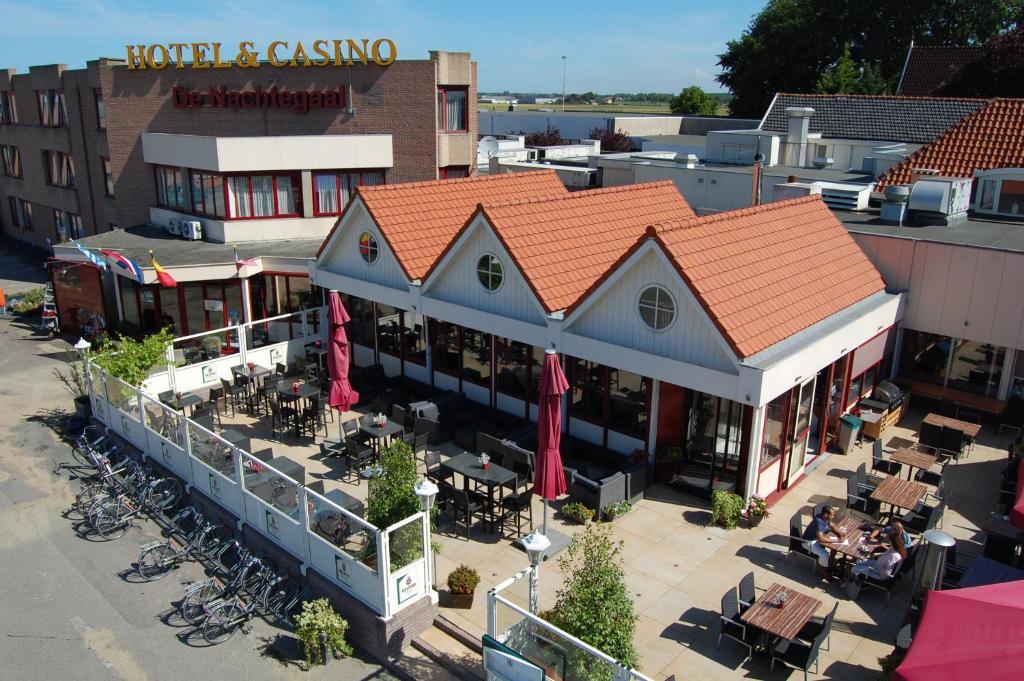Hotel Restaurant & Casino De Nachtegaal, Лейден, Нидерланды