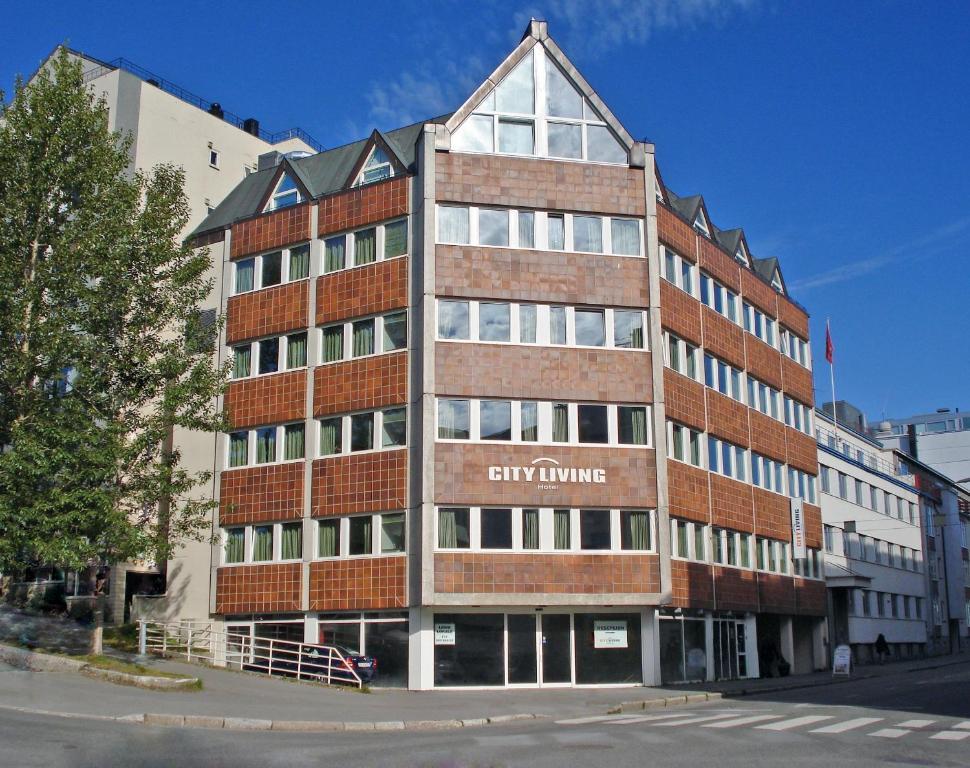 Enter City Hotel, Тромсе, Норвегия