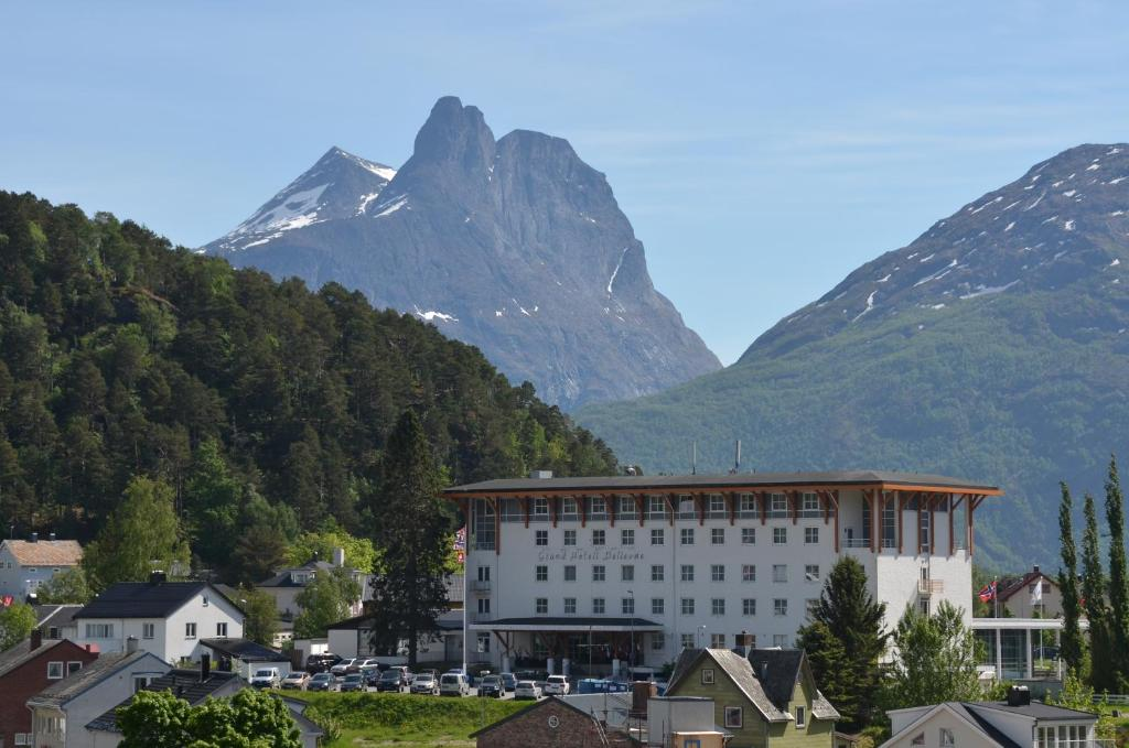 Grand Hotel Bellevue, Алесунд, Норвегия